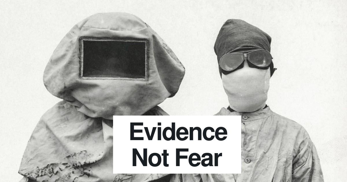 evidencenotfear.com